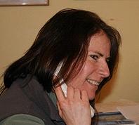 Belinda Chapman, secretary to William Jarvis at Phantom House, Newmarket