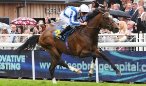 Chief Ironside powers home at Chester